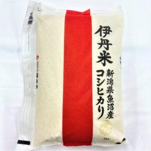 新潟産 魚沼産こしひかり 5kg 01