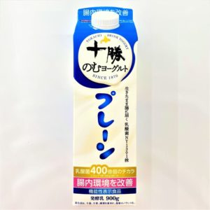 日清ヨーク 十勝のむヨーグルト 900g 01