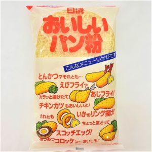 日清 おいしいパン粉 200g 01
