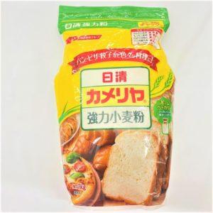 日清 カメリヤ強力小麦粉 1kg 01