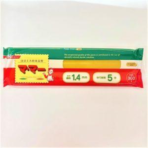 日清 スパゲッティ 1.4mm300g 01