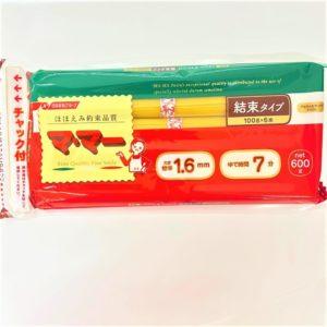 日清 スパゲッティ1.6mm 100g×6束 01