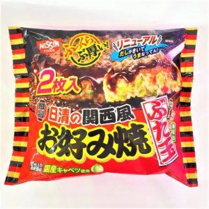 日清 関西風お好み焼ぶた玉 230g×2枚入 01