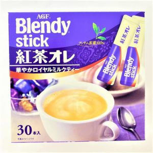 AGF ブレンディスティック紅茶オレ 30本入 01