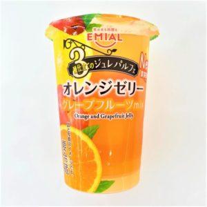 EMIAL オレンジゼリーグレープフルーツmix 190g 01