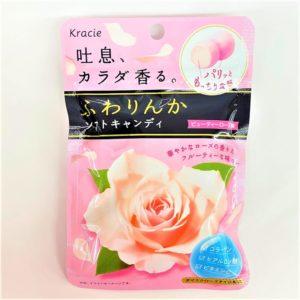 クラシエ ふわりんかソフトキャンディビューティーローズ味 32g 01
