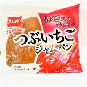 パスコ つぶいちごジャムパン 1個 01
