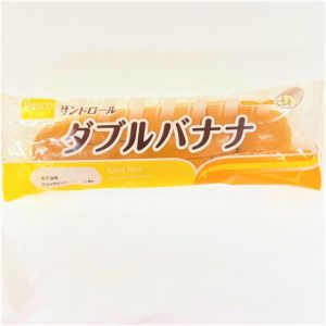 パスコ サンドロール(ダブルバナナ) 1個 01
