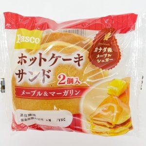 パスコ ホットケーキサンド(メープル&マーガリン) 2個入 01