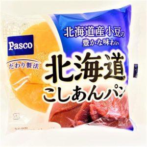 パスコ 北海道こしあんパン 1個 01