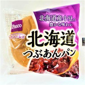パスコ 北海道つぶあんパン 1個 01