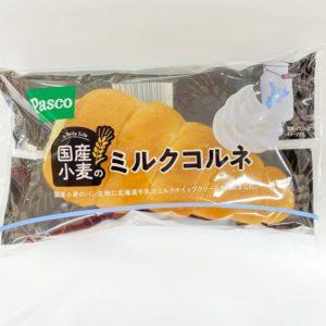 パスコ 国パスコ 国産小麦のミルクコルネ 1個 01