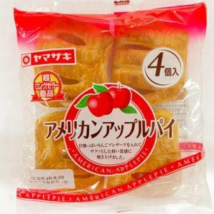 ヤマザキ アメリカンアップルパイ 4個入 01