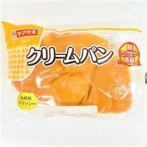 ヤマザキ クリームパン 1個 01