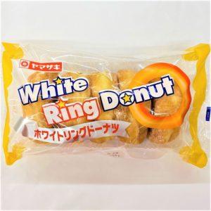 ヤマザキ ホワイトリングドーナツ 5個入 01