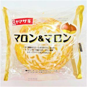 ヤマザキ マロン&マロン 1個 01