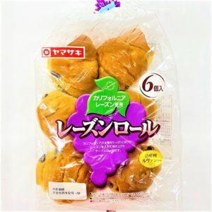 ヤマザキ レーズンロール 6個入 01