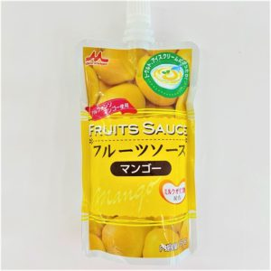 森永乳業 フルーツソース(マンゴー) 150g 01