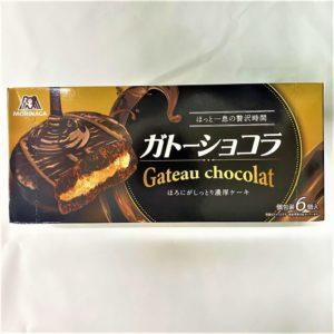 森永 ガトーショコラ 6個入 01
