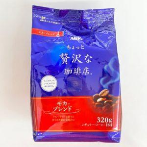 AGF ちょっと贅沢な珈琲店モカブレンド 320g 01