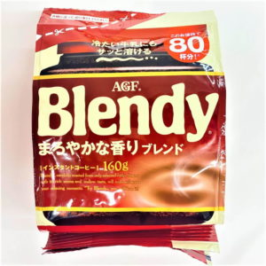AGF ブレンディまろやかな香りブレンド 160g 01