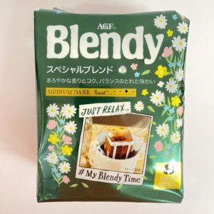 AGF ブレンディスペシャルブレンド 7g×8袋 01