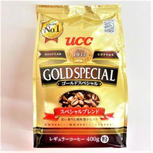 UCC ゴールドスペシャル スペシャルブレンド 400g 01
