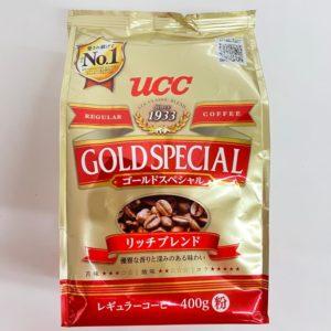 UCC ゴールドスペシャル リッチブレンド 400g 01