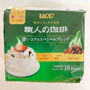 UCC 職人の珈琲スペシャルブレンド 7g×18袋 01