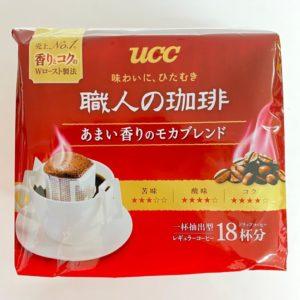 UCC 職人の珈琲モカブレンド 7g×18袋 01