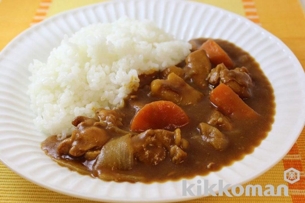 【料理】トマトでコクアップ!カレー