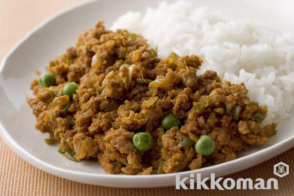【料理】簡単ドライカレー