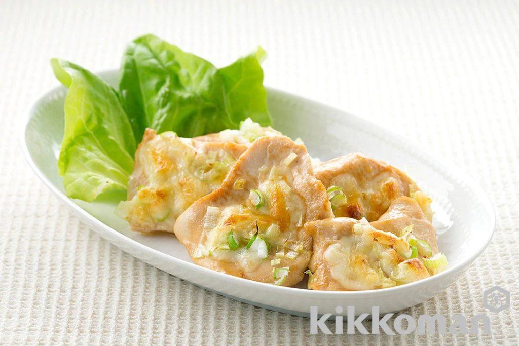 【料理】鶏肉グリル焼き