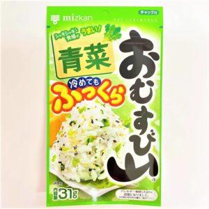 ミツカン おむすび山(青菜) 31g 01