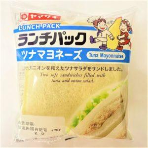 ヤマザキ ランチパック(ツナマヨネーズ) 1個 01