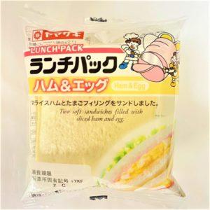 ヤマザキ ランチパック(ハム&エッグ) 1個 01
