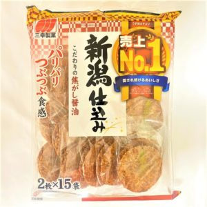 三幸製菓 新潟仕込み 2枚×15袋 01