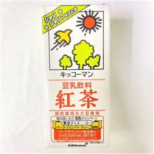 キッコーマン 豆乳飲料紅茶 1000ml 01