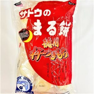 サトウ 徳用まる餅 1.1kg 01