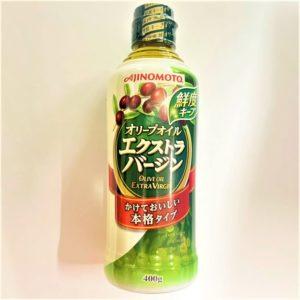味の素 オリーブオイルエキストラバージン 400g 01