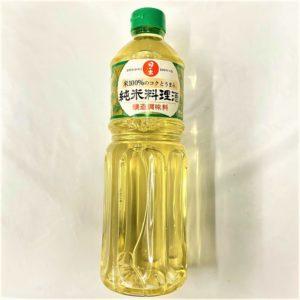 日の出 純米料理酒 1L 01