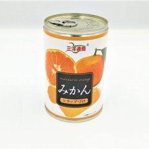 三洋通商 みかん缶 425g 01