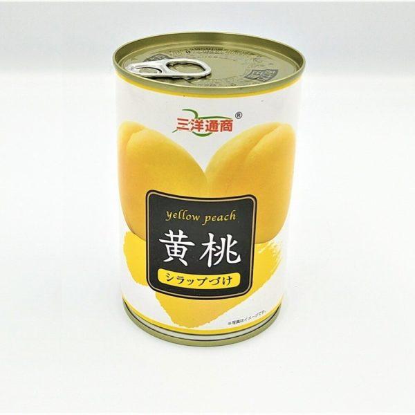 三洋通商 黄桃缶 425g 01