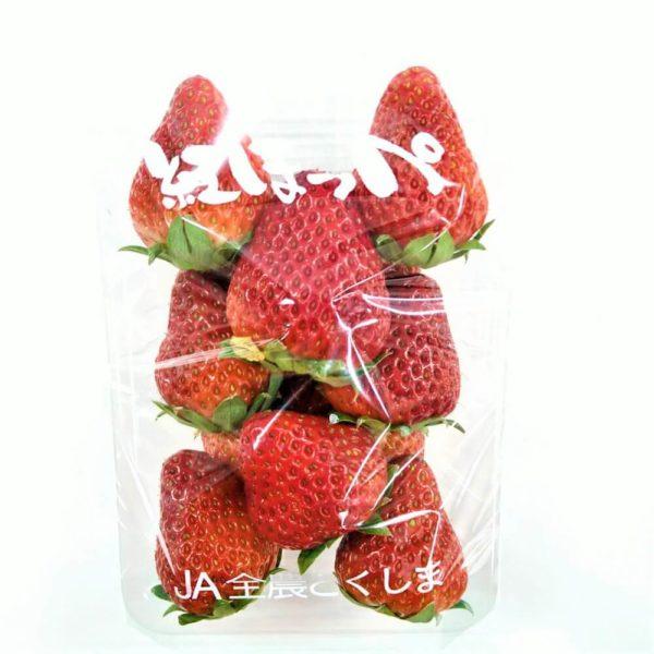 徳島産他 いちご 1パック 01