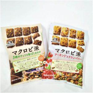 森永 マクロビ派ビスケット食べ比べセット 37g×2袋 01