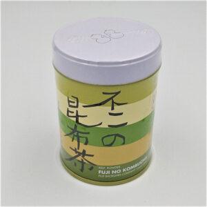 不二食品 昆布茶 60g 01