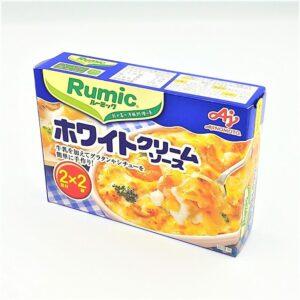 味の素 ルーミック ホワイトクリームソース用 ミックス 1箱 48g 01