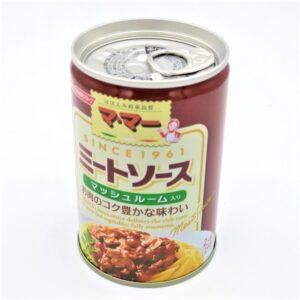 日清 ミートソースマッシュルーム入り 1缶 290g 01