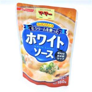 日清 生クリームを使ったホワイトソース 1袋 160g 01