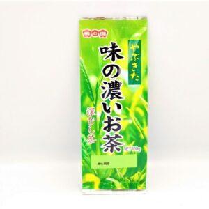 梅の園 味の濃いお茶 100g 01